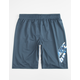 NIKE SB Mesh Tie Dye Swoosh Boys Shorts
