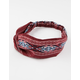 FULL TILT Ethnic Print Headwrap