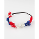 FULL TILT Americana Chiffon Flower Headband