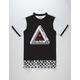 ASPHALT YACHT CLUB Checkerboard Boys T-Shirt