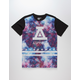ASPHALT YACHT CLUB Digital Galaxy Boys T-Shirt