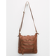 Kayley Zipper Crossbody Bag