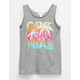 FULL TILT Cali Tropics Girls Tank