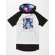 AYC Checkerboard Boys Hooded T-Shirt