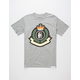 LAST KINGS Crest Mens T-Shirt