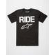 ALPINESTARS Ride Solid Mens T-Shirt