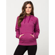THE NORTH FACE Embroidered Logo Womens Hoodie
