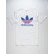 ADIDAS Stacked Logo Mens T-Shirt