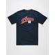 ADIDAS Flag Script Mens T-Shirt