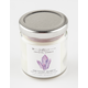 JAXKELLY Amethyst Quartz Crystal Candle