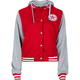 ASHLEY Womens Varsity Jacket