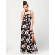 FULL TILT Dainty Floral Maxi Dress