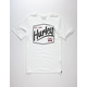 HURLEY Dri-FIT Tall Boy Mens T-Shirt