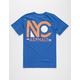ASPHALT YACHT CLUB New Yorker Mens T-Shirt