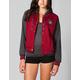 ASHLEY Womens Varsity Jacket