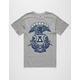 ASPHALT YACHT CLUB Coat Of Arms Mens T-Shirt