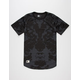 LIRA Bleached Mens T-Shirt