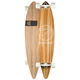 GOLDCOAST Classic Zebra Pintail Longboard- AS IS