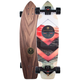 ARBOR Rally Walnut Skateboard- AS IS