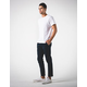 RSQ Seattle Mens Skinny Stretch Crop Stretch Chinos