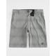 BILLABONG Crossfire X Stripe Boys Hybrid Shorts