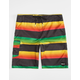 O'NEILL Santa Cruz Stripe Mens Boardshorts
