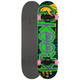 KROOKED Eyes Krshr Large Full Complete Skateboard- AS IS