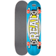 REAL SKATEBOARDS Slugger Mini Complete Skateboard- AS IS