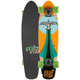 FREERIDE SKATEBOARDS High Tail Mini Longboard- AS IS