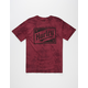 HURLEY Lightning Chiller Mens T-Shirt