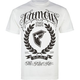 FAMOUS Stars & Straps Fast Life Crest Mens T-Shirt
