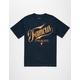 FAMOUS STARS & STRAPS The Gent Mens T-Shirt