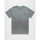 O'NEILL Offset Mens Pocket Tee