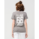 VANS Numbers Up Womens Tee