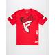 FAMOUS STARS & STRAPS Wild Mesh Mens T-Shirt