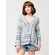 BILLABONG Island Baja Womens Hooded Sweater