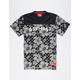 ASPHALT YACHT CLUB Reflective Hibiscus Mens T-Shirt