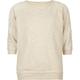 FULL TILT Crochet Shoulder Girls Sweatshirt