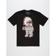RIOT SOCIETY Native Party Bear Mens T-Shirt