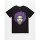 PURPLE HAZE Jimi Garden Mens T-Shirt