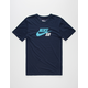 NIKE SB Dri-FIT Icon Logo Mens T-Shirt