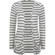 FULL TILT Stripe Womens Wrap Sweater