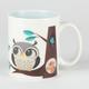 GAMA GO Rise And Shine Magic Owl Mug