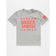 UNDER ARMOUR Freedom Tech Boys T-Shirt