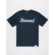 DIAMOND SUPPLY CO. Diamond Script Mens T-Shirt