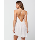 BOHO ME Strappy Back Coverup Dress