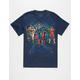 Justice League Mens T-Shirt