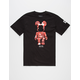 NEFF Disney Collection Tokyo Toy Camo Mickey Mens T-Shirt