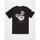 NEFF Disney Collection Stripe-A-Dot Mickey Face Mens T-Shirt