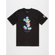 NEFF Disney Collection Pastel Mickey Mens T-Shirt